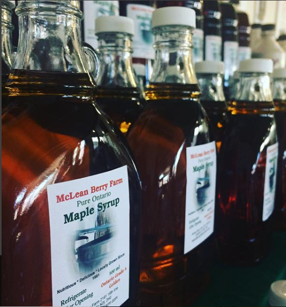 img for Maple Syrup