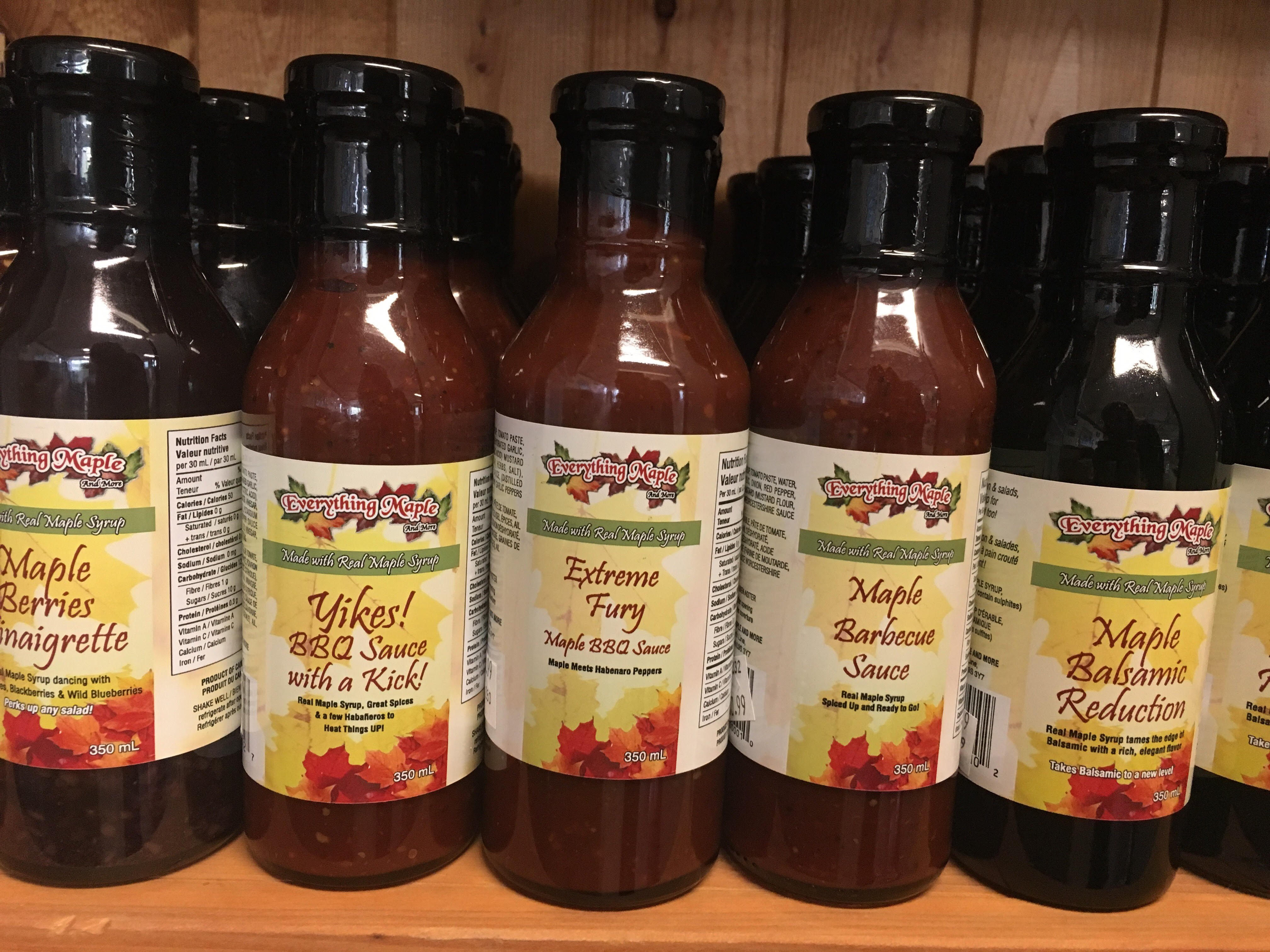 img for Everything Maple BBQ Sauces